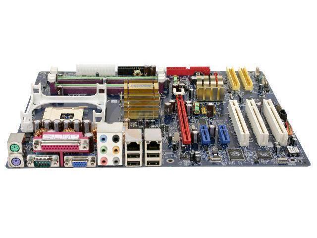 Albatron PX915G4 Pro 478 Intel 915G ATX Intel Motherboard