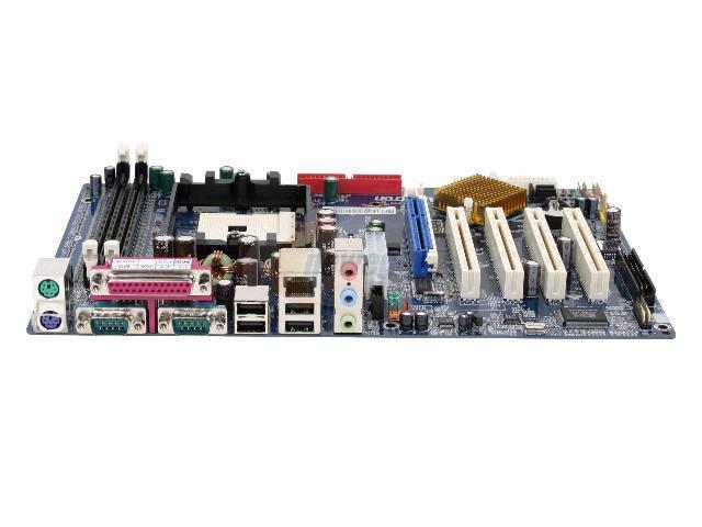 Albatron K8Ultra-U Pro 754 ULi M1689 ATX AMD Motherboard