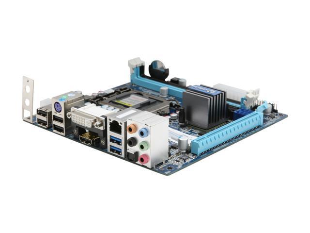 Giada MI-H67-01 Mini ITX Intel Motherboard