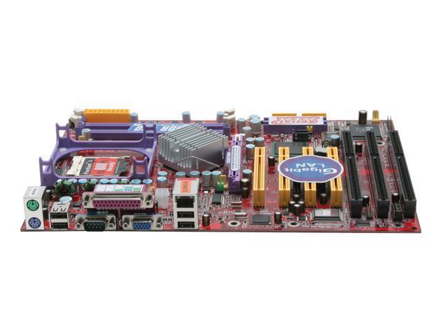 SOLTEK SL-XP865G-3IG ATX Intel Motherboard