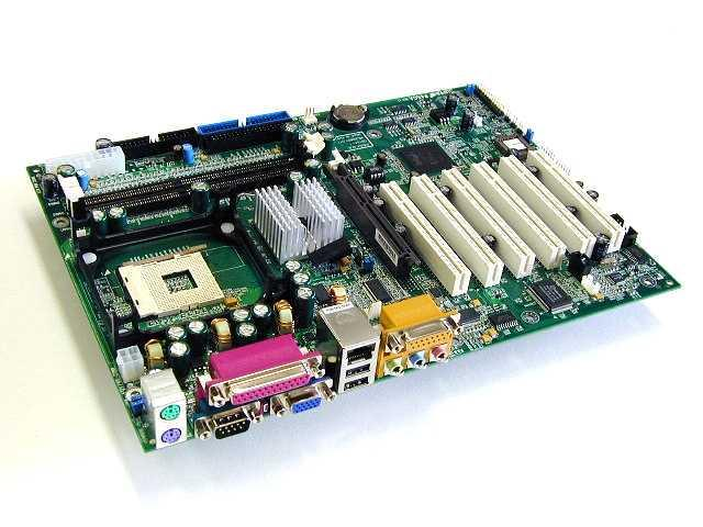 SUPERMICRO P4SGA ATX Server Motherboard 478 Intel 845G