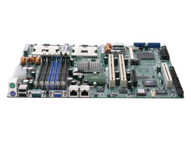 SUPERMICRO X6DVA-EG ATX Server Motherboard