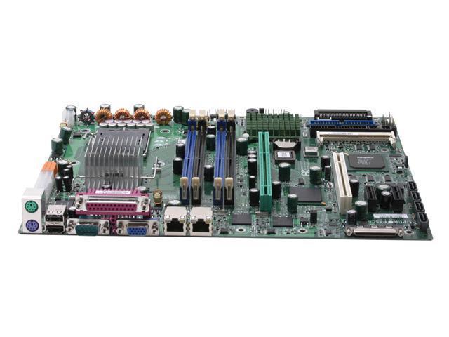 SUPERMICRO P8SC8 ATX Server Motherboard LGA 775 Intel E7221