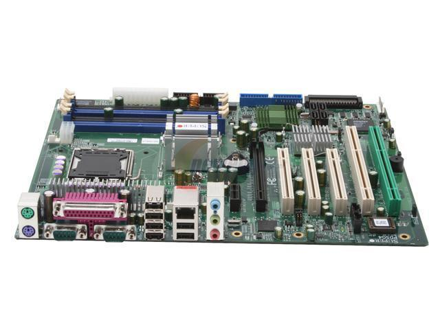 SUPERMICRO PDSG4 ATX Server Motherboard LGA 775 Intel 955X DDR2 667