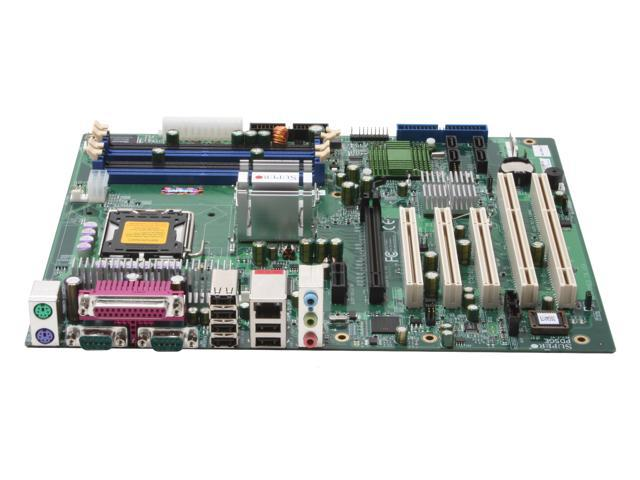 SUPERMICRO PDSGE ATX Server Motherboard LGA 775 Intel 955X DDR2 667