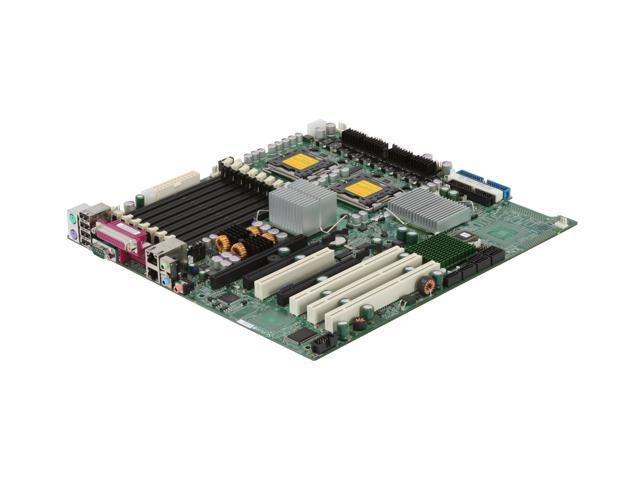 SUPERMICRO X7DAE-O Extended ATX Server Motherboard Dual LGA 771 Intel 5000X DDR2 667