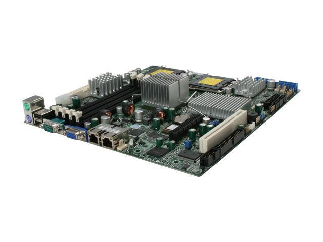 SUPERMICRO MBD-X7DVL-L Proprietary Server Motherboard Dual LGA 771 Intel 5000V DDR2 667