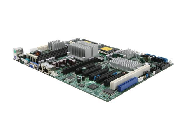 SUPERMICRO MBD-X7DWE-O ATX Server Motherboard Dual LGA 771 Intel 5400 DDR2 800