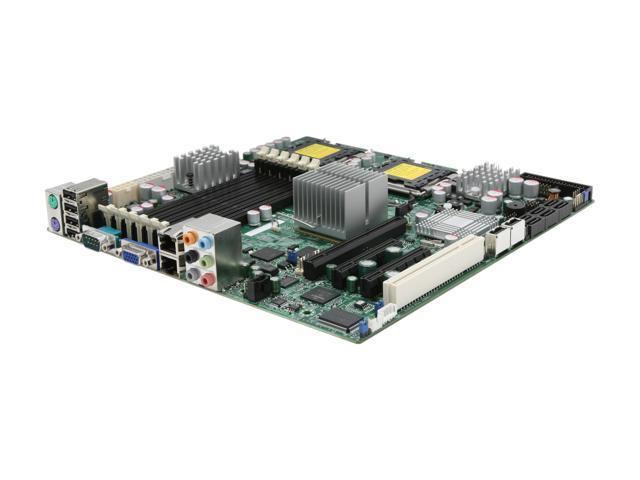 SUPERMICRO MBD-X7DCA-L-O Micro ATX Server Motherboard Dual LGA 771 Intel 5100 DDR2 667