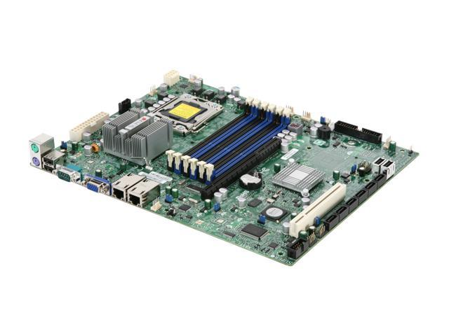 SUPERMICRO MBD-X8STI-O ATX Server Motherboard