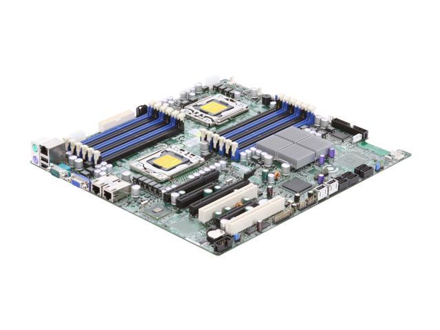 SUPERMICRO MBD-X8DTi-F-O Dual LGA 1366 Intel 5520 Extended ATX Dual Intel Xeon 5500 and 5600 Series Server Motherboard