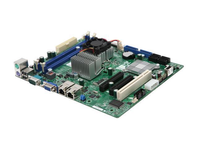 SUPERMICRO MBD-X7SLA-H-O Flex ATX Server Motherboard