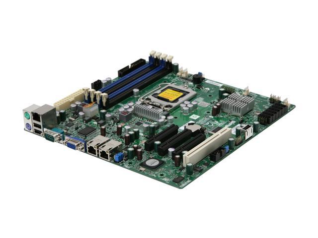 SUPERMICRO MBD-X8SIL-F-O Micro ATX Server Motherboard
