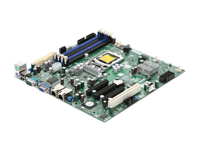 SUPERMICRO MBD-X8SIL-O Micro ATX Server Motherboard