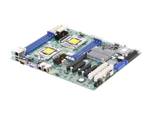 SUPERMICRO MBD-X8DTL-6F-O ATX Server Motherboard Dual LGA 1366 Intel 5500 DDR3 1333