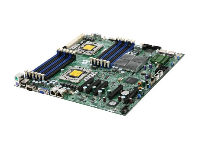SUPERMICRO MBD-X8DT6-O Dual LGA 1366 Intel 5520 Extended ATX Intel Xeon 5600/5500 series Processor Server Motherboard