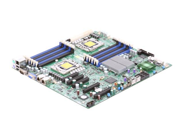 SUPERMICRO MBD-X8DT6-F-O Extended ATX Server Motherboard Dual LGA 1366 Intel 5520 DDR3 1333