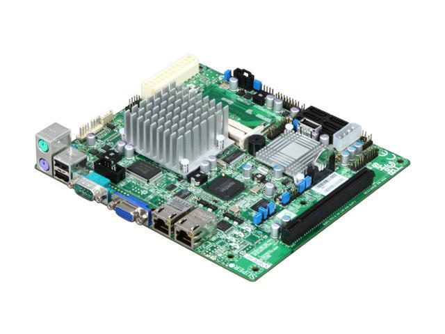 SUPERMICRO MBD-X7SPE-HF-O Flex ATX Server Motherboard