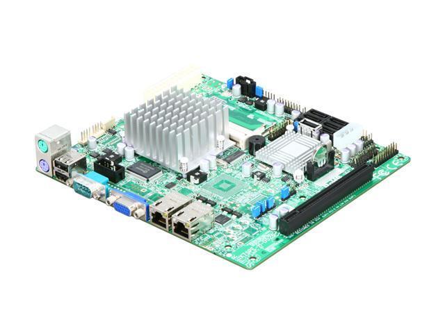 SUPERMICRO MBD-X7SPE-H-D525-O Flex ATX Server Motherboard FCBGA559 DDR3 800