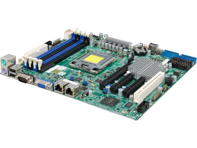 SUPERMICRO MBD-H8SCM Micro ATX Server Motherboard Socket C32 AMD SR5650 DDR3 1333