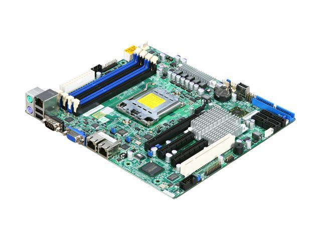 SUPERMICRO MBD-H8SCM-F Micro ATX Server Motherboard Socket C32 AMD SR5650 DDR3 1333