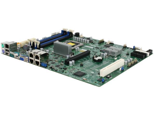 SUPERMICRO MBD-X9SCI-LN4F-O LGA 1155 Intel C204 ATX Intel Xeon E3 Server Motherboard