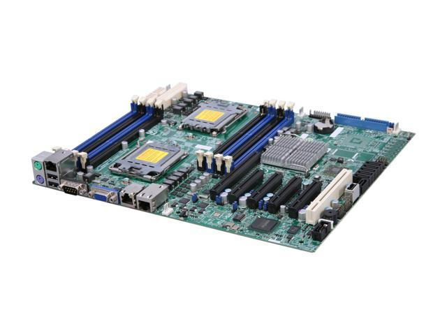 SUPERMICRO MBD-H8DCL-IF-O ATX Server Motherboard Dual 1207-pin Socket C32 AMD SR5690 DDR3 1600/1333/1066