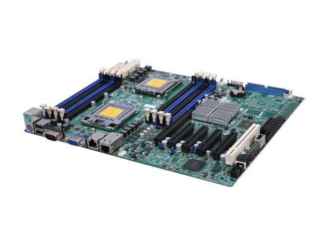 SUPERMICRO MBD-H8DCL-I-O ATX Server Motherboard Dual Socket C32 AMD SR5690 DDR3 1600