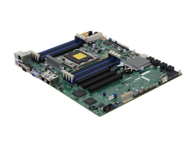 SUPERMICRO X9SRI-3F ATX Server Motherboard
