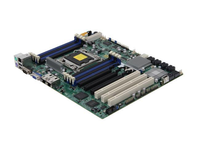 SUPERMICRO X9SRE-3F ATX Server Motherboard