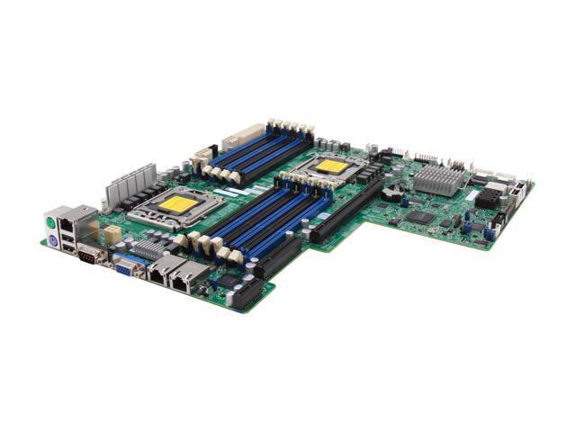 SUPERMICRO MBD-X9DBU-3F-O Proprietary UIO Server Motherboard