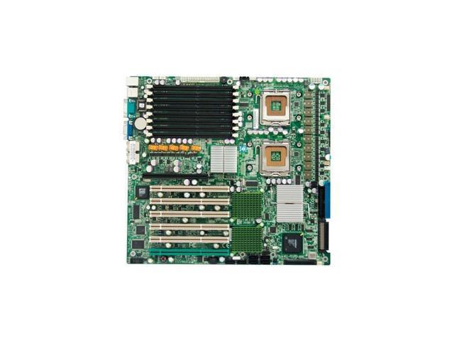 Supermicro X7DB8-X Server Motherboard - Intel Chipset - Socket J LGA-771 - Bulk Pack