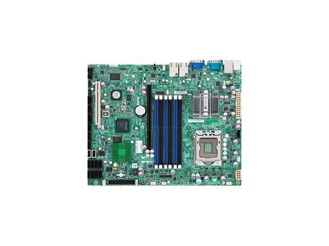 Supermicro X8STI-3F Server Motherboard - Intel X58 Express Chipset - Socket B LGA-1366 - Retail Pack