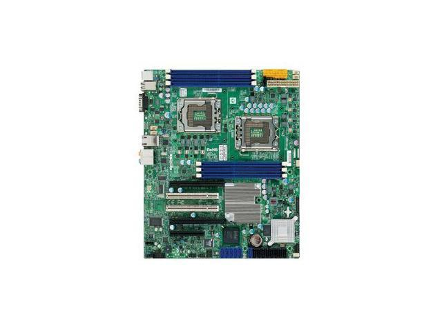 SUPERMICRO X8DAL-I-O ATX Server Motherboard