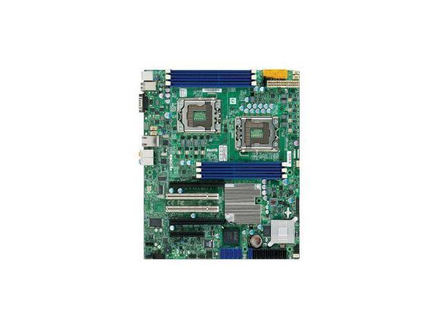 Supermicro X8DAL-3 Workstation Motherboard - Intel 5500 Chipset - Socket B LGA-1366 - Bulk Pack