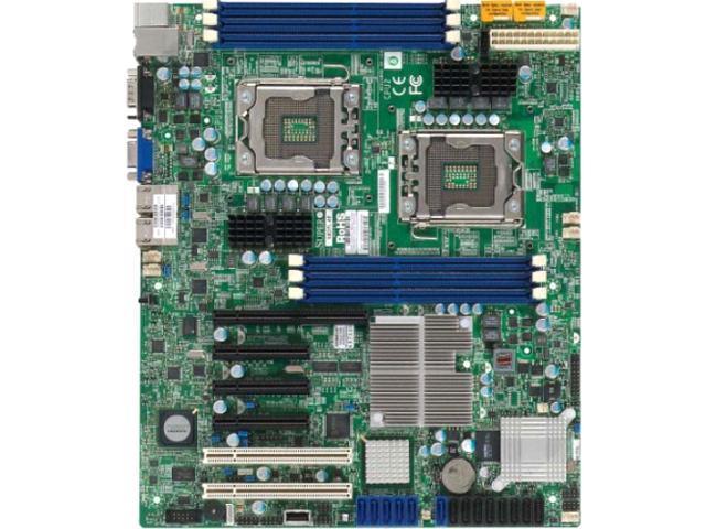 SUPERMICRO X8DTL-L ATX Intel Motherboard