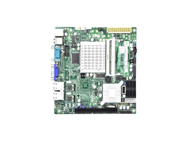 SUPERMICRO X7SPA-H-D525 Mini ITX Intel Motherboard