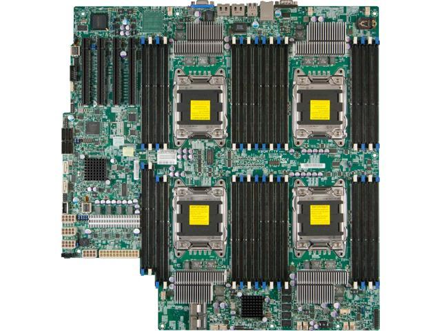 SUPERMICRO X9QR7-TF+ Proprietary Form Factor Intel Motherboard