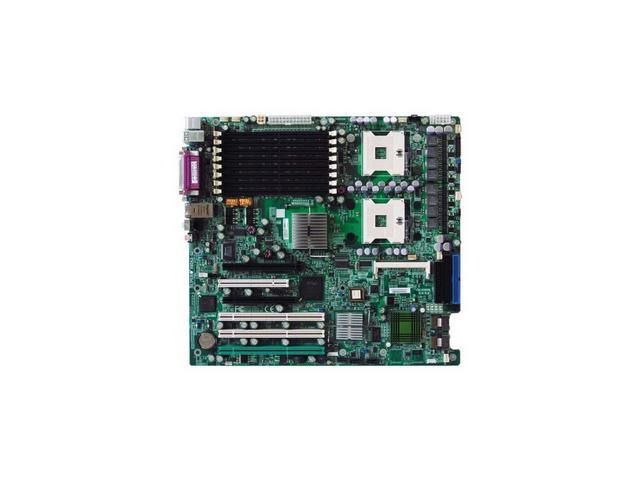 Supermicro X6DA3-G2 Server Motherboard - Intel Chipset - Socket PGA-604