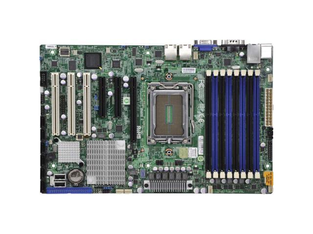 SUPERMICRO MBD-H8SGL-F ATX Server Motherboard Socket G34 AMD SR5650 DDR3 1600/1333/1066