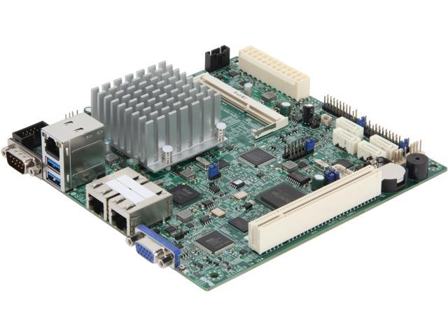 SUPERMICRO MBD-X9SBAA-F-O Mini ITX Server Motherboard FCBGA1283 DDR3 1333/1066/800