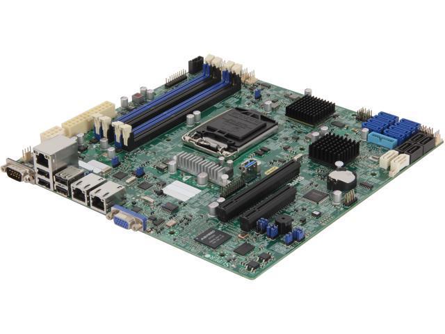SUPERMICRO MBD-X10SL7-F-O Micro ATX Server Motherboard