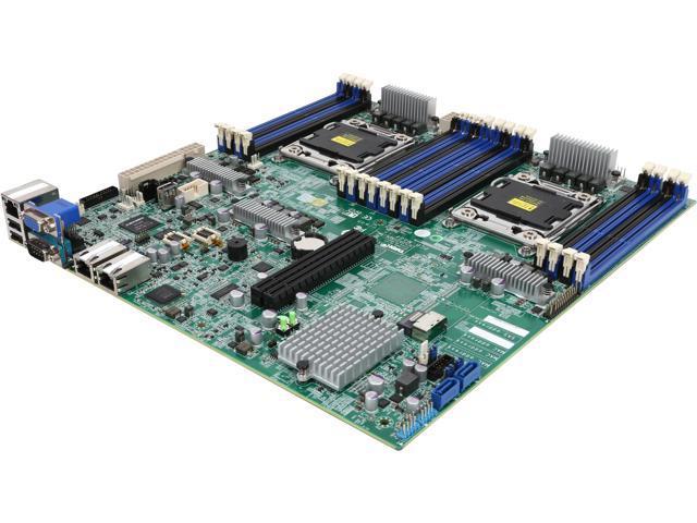 TYAN S7066GM3NR SSI CEB Server Motherboard Dual LGA 2011 Intel C602 U/R/LRDIMM ECC 1866/1600/1333/1066