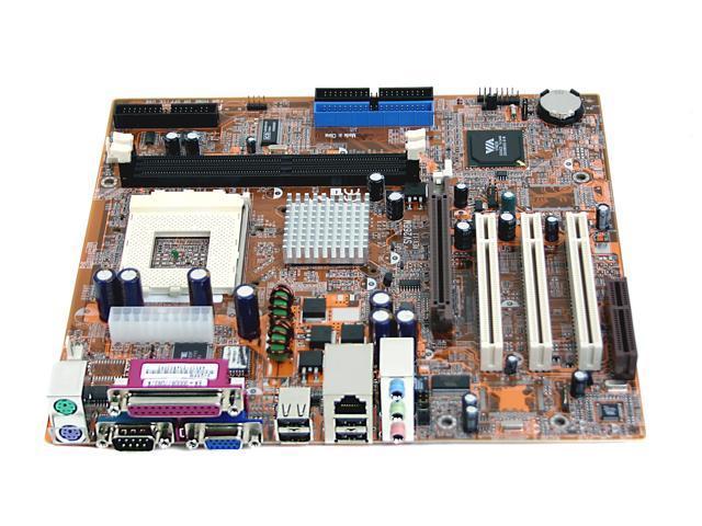 SYNTAX SV266M 462(A) VIA KM266 Micro ATX AMD Motherboard