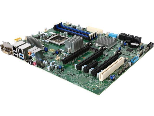 SUPERMICRO MBD-X11SAT-O ATX Server Motherboard LGA 1151 Intel C236