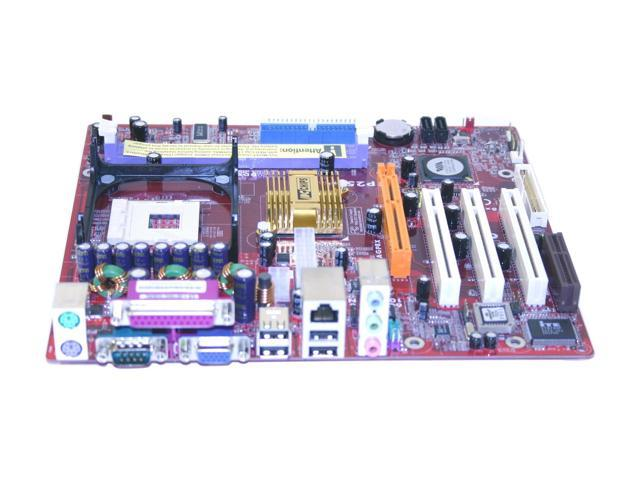 PC CHIPS P25G (V3.0) Micro ATX Intel Motherboard
