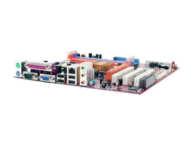 PC CHIPS P23G (V3.0) LGA 775 VIA P4M800 PRO Micro ATX Intel Motherboard