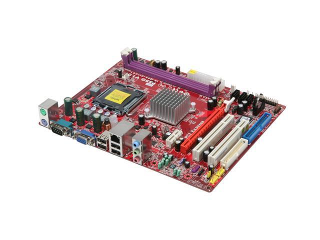 PC CHIPS P55G Micro ATX Intel Motherboard