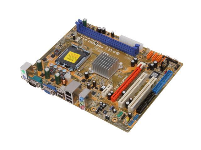 PC CHIPS P4N7050 LGA 775 NVIDIA GeForce 7050 / 630i Micro ATX Intel Motherboard