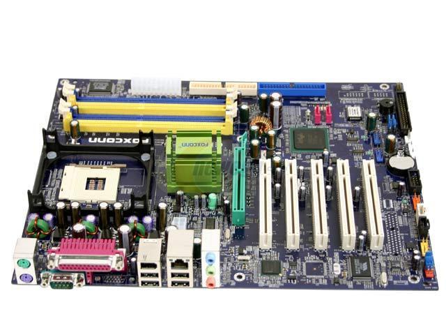 Foxconn 865A01-PE-6EKRS 478 Intel 865PE ATX Intel Motherboard